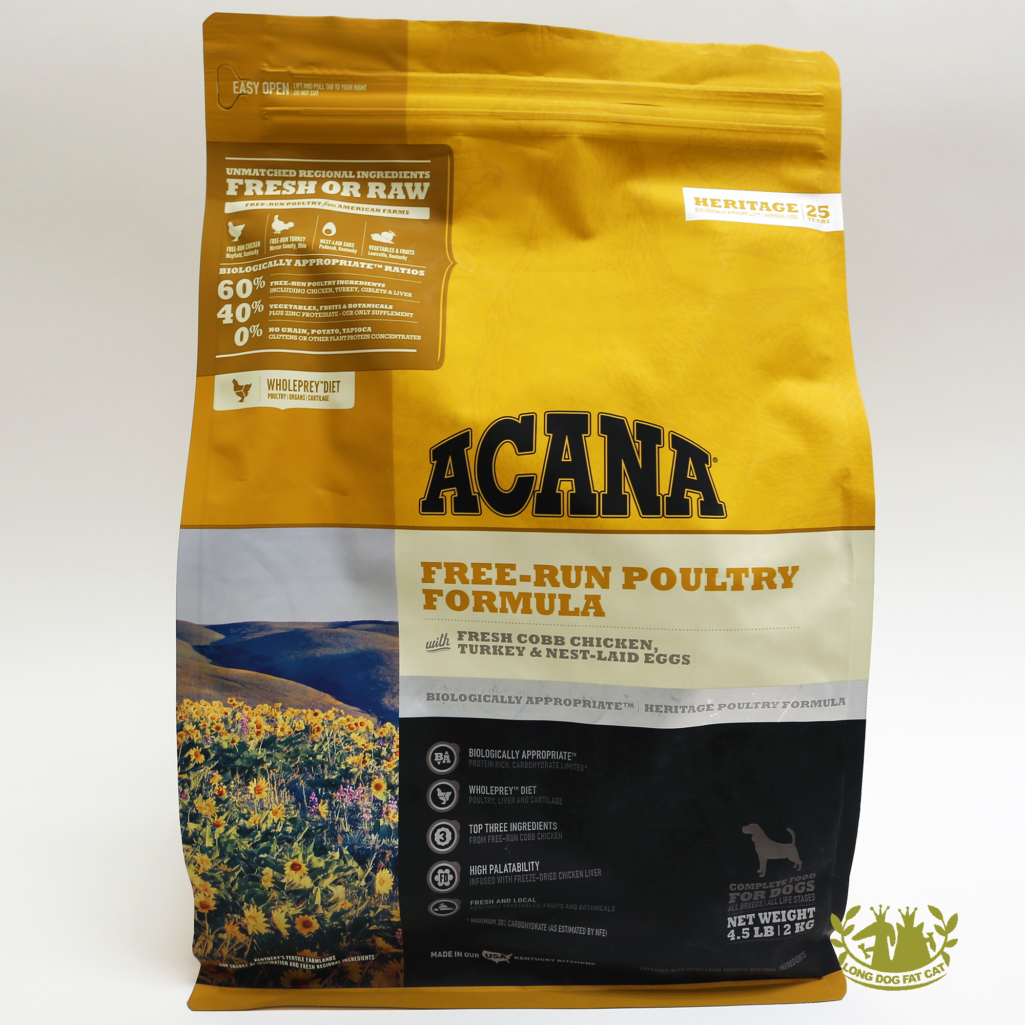 Acana Heritage Dog Food Reviews