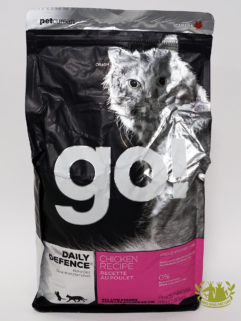 Go! Natural Cat Food