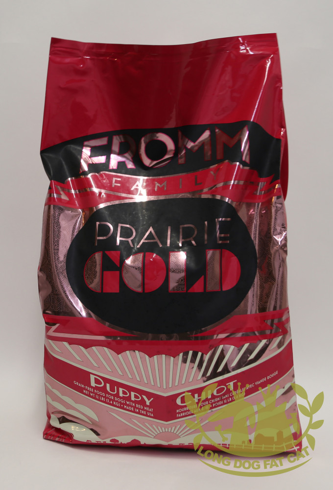Fromm Prairie Gold Dog Food Reviews