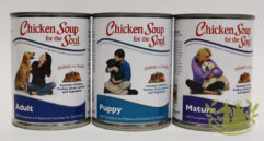 13oz Chicken Soup for the Soul Wet Dog Food