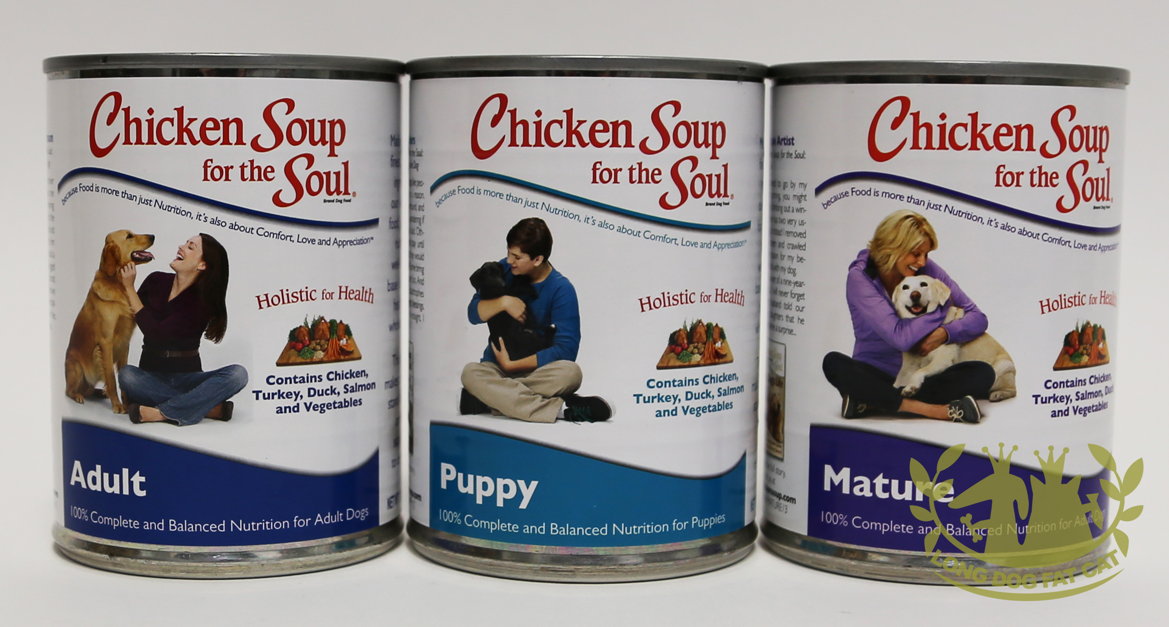 Chicken Soup For The Soul Canned Dog Food