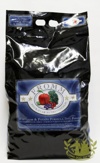 Fromm Four Star White Fish Dry Dog Food