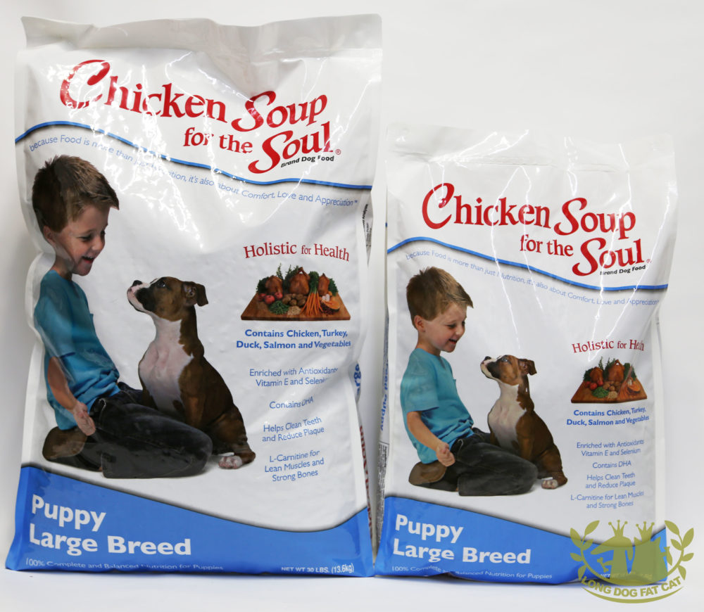 Chicken Soup for the Soul Large Breed Puppy Food