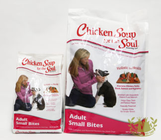 Chicken Soup for the Soul Small Bites Adult Dog Food