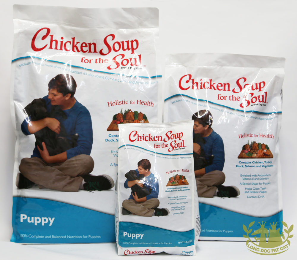 Chicken Soup for the Soul Puppy Food