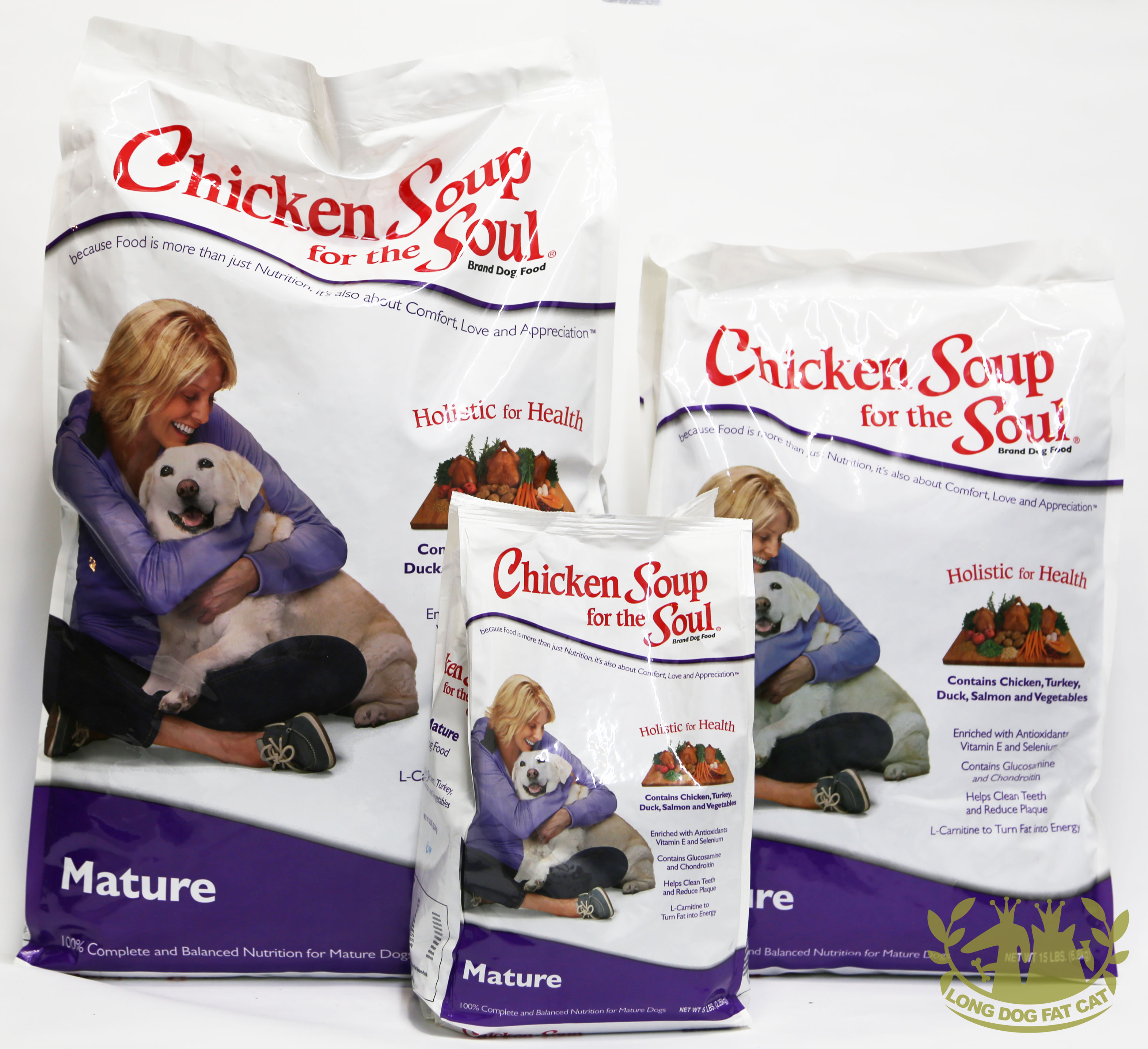 Chicken Soup For The Soul Dog Food Review
