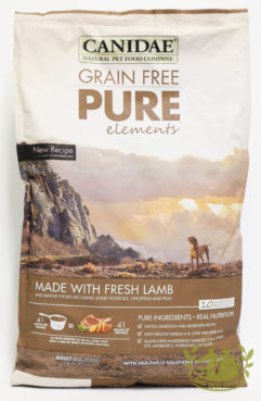 Canidae Grain Free Pure Elements Canine Formula