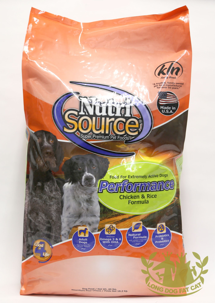 Dry Dog Food With Fish Oil