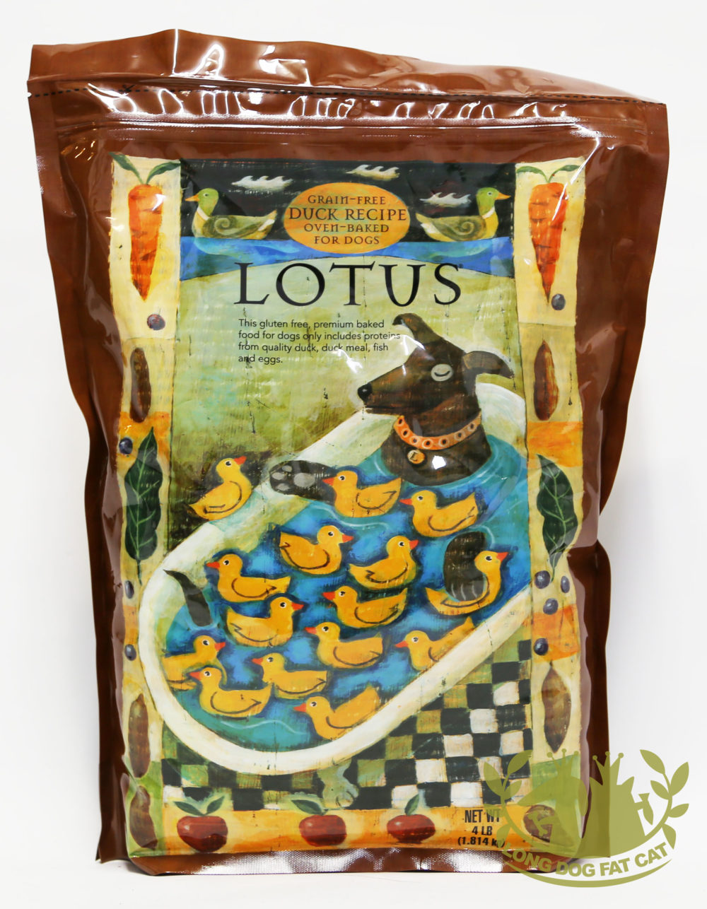 Lotus Wholesome Grain-Free Duck Recipe