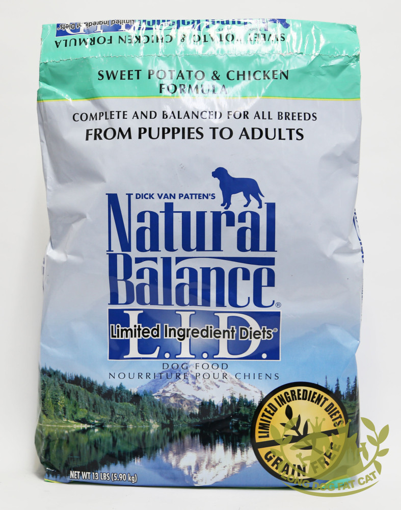 Lifetime Dog Food Rating