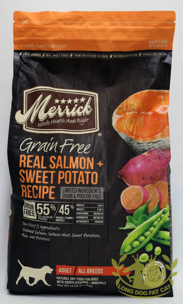 Salmon And Potato Cat Food High Protein