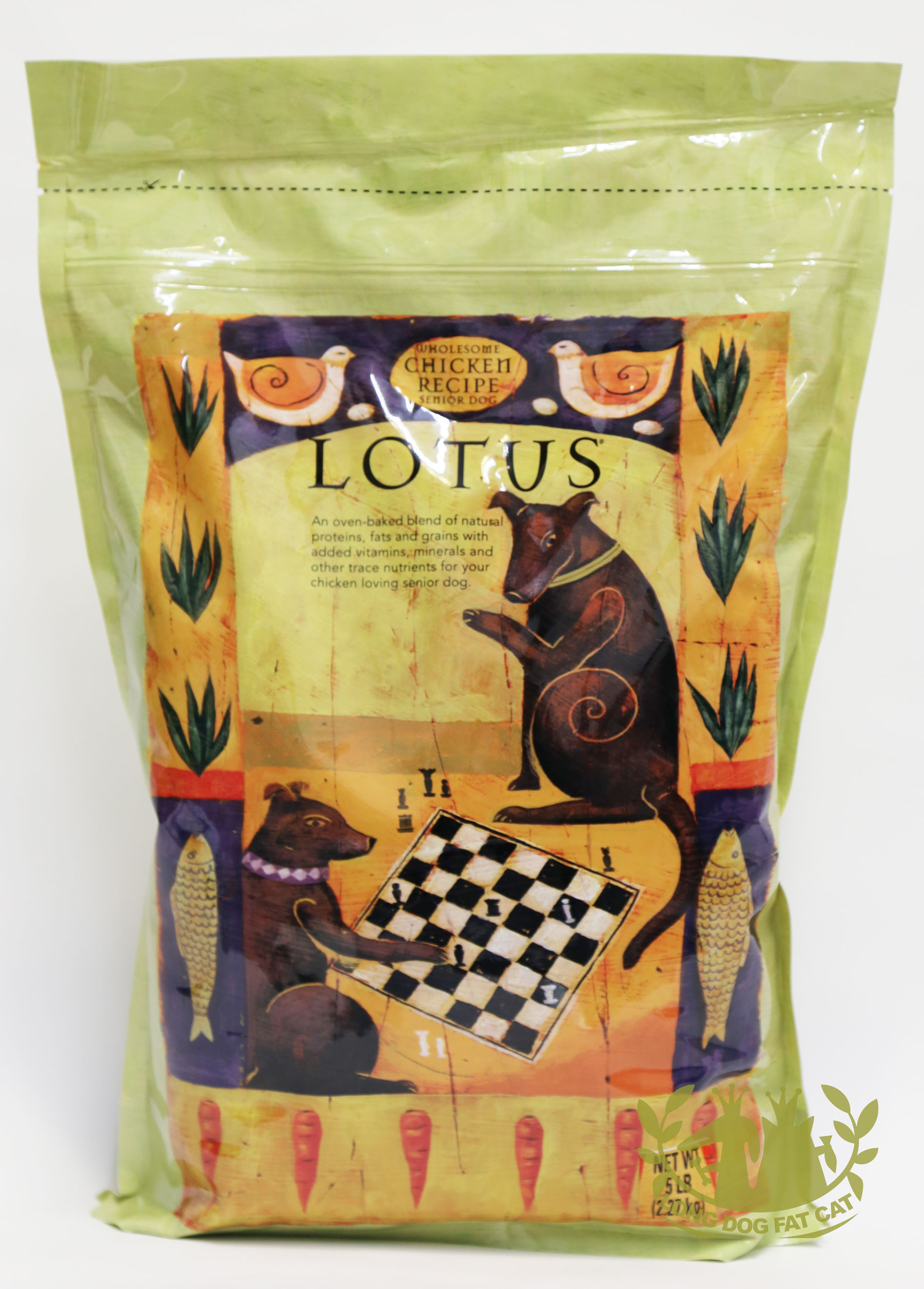 Lotus Canned Dog Food Review