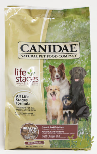 Canidae All Life Stages Canine Formula