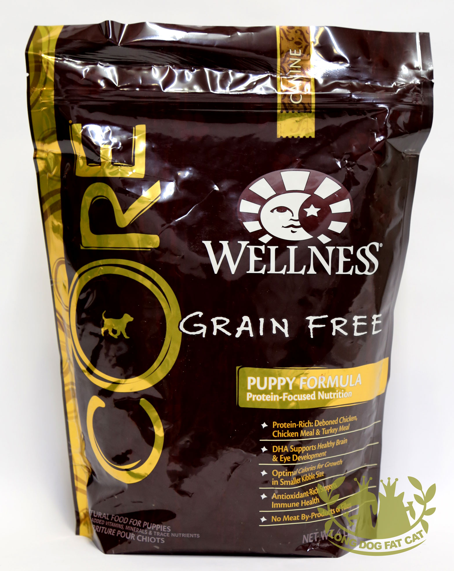 Wellness Core Grain Free Puppy Food