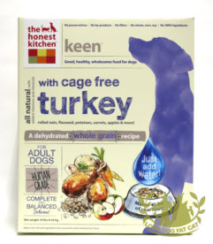 Honest Kitchen Freeze Dried Keen Dog Food (Turkey)