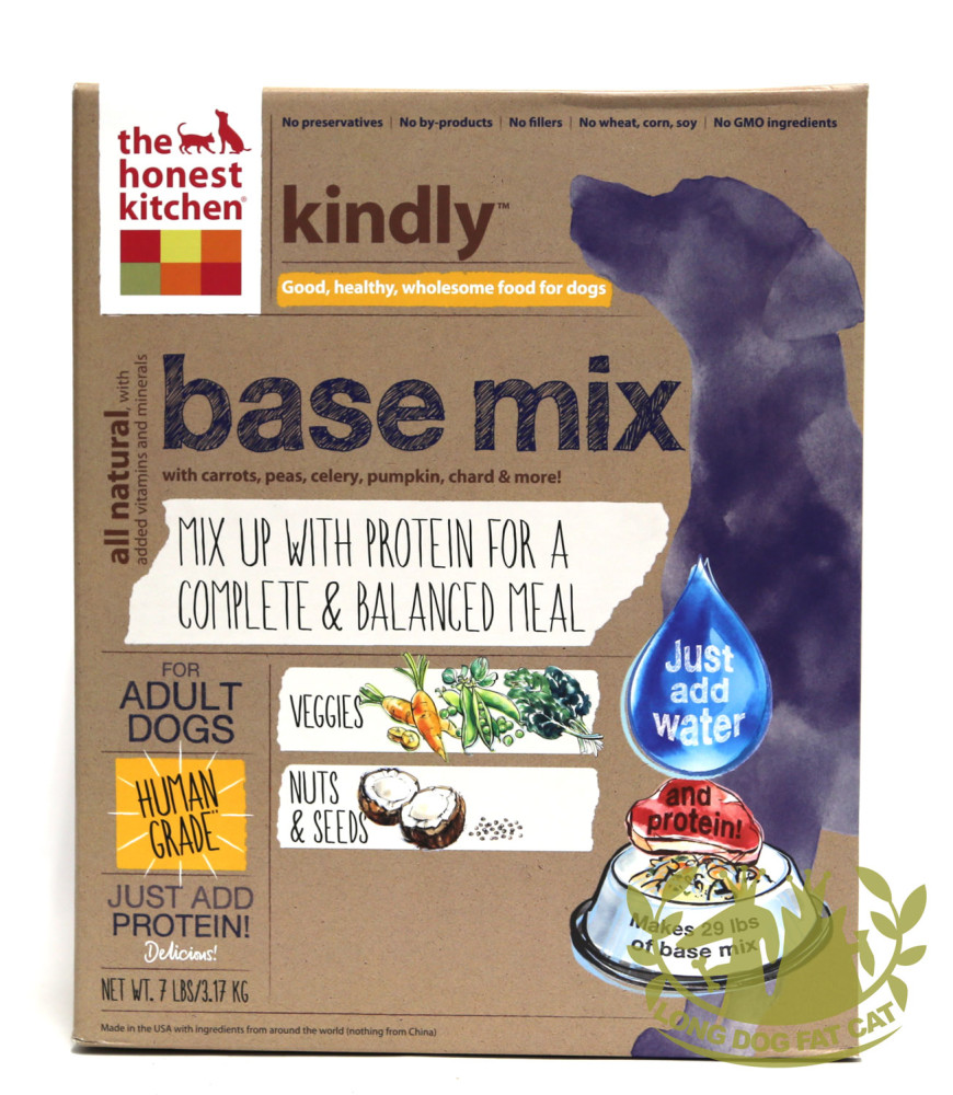The Honest Kitchen Dry Food Review