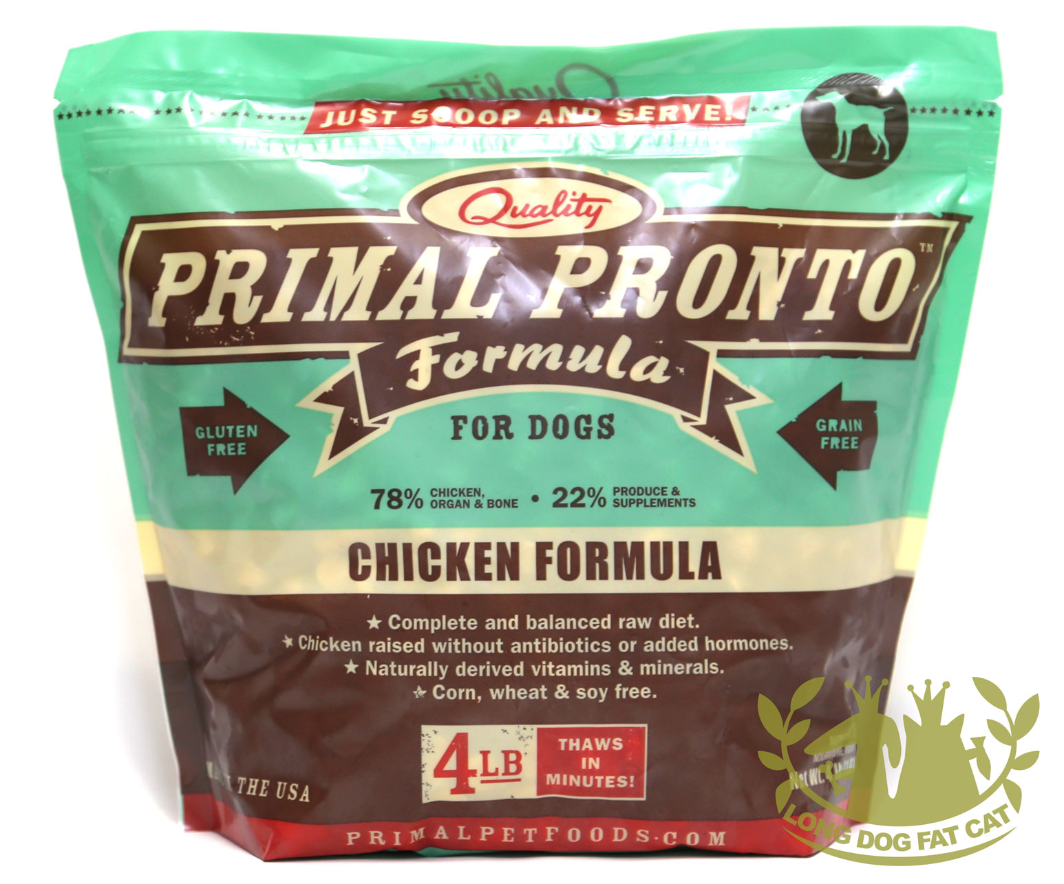 Primal Pronto Dog Food Reviews