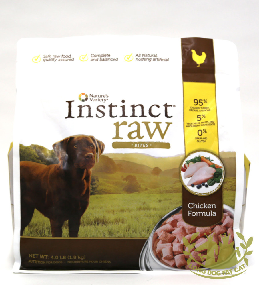raw dog food