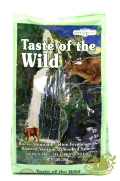 Taste Of The Wild Rocky Mountain Feline Formula