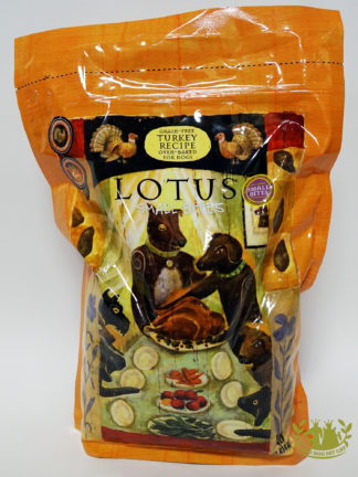 Lotus Fish Formula Dog Food