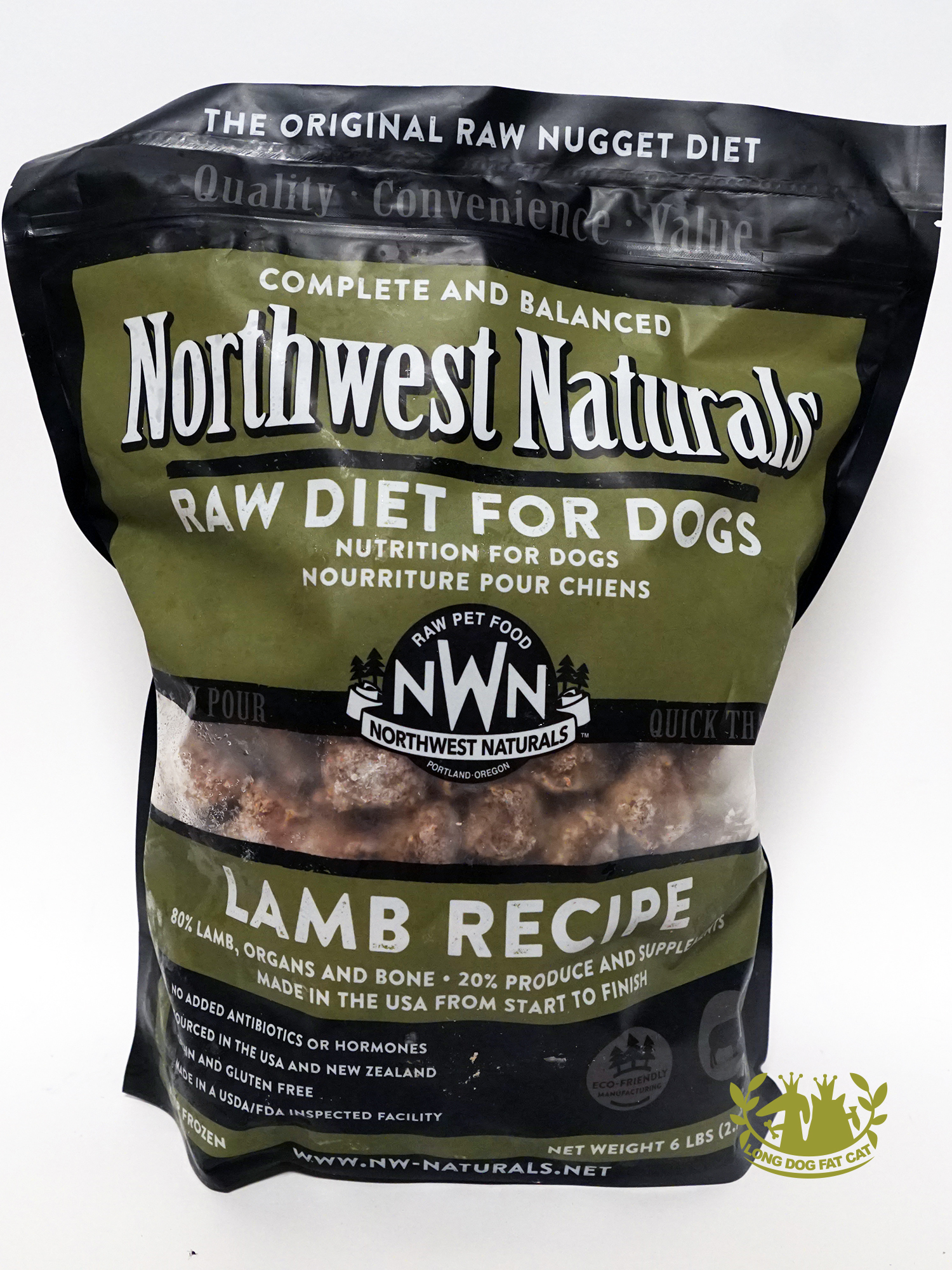 Northwest Natural Raw Dog Food Reviews