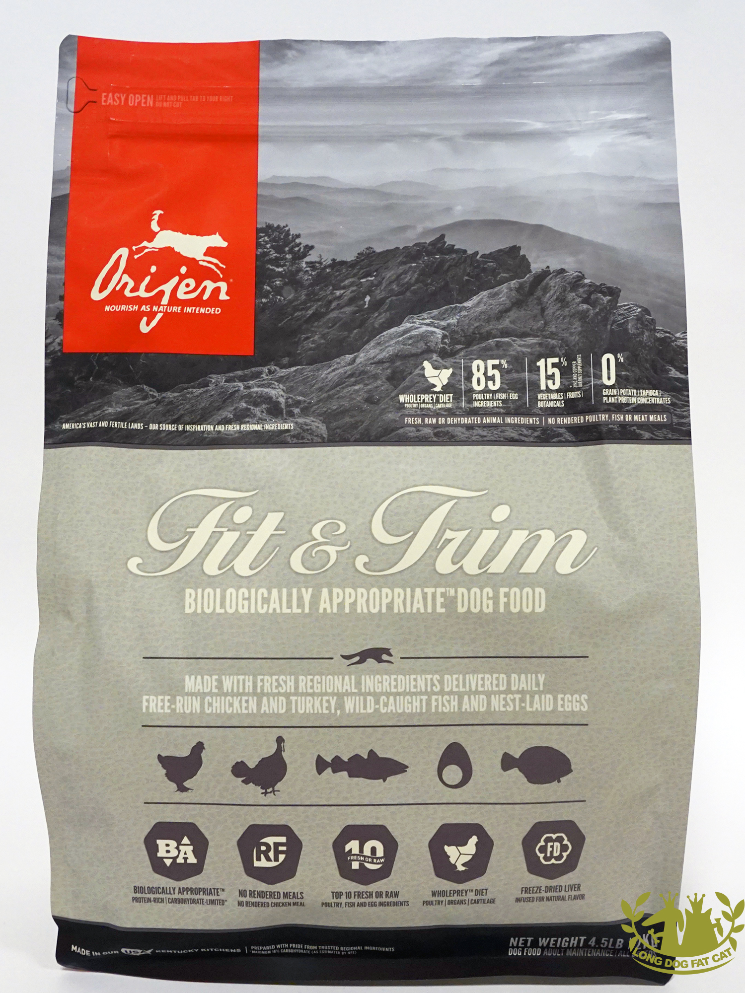Orijen Fit And Trim Dog Food