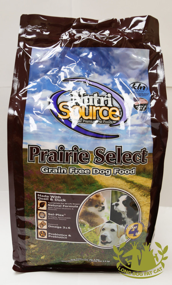 Where Is Nutrisource Dog Food Made