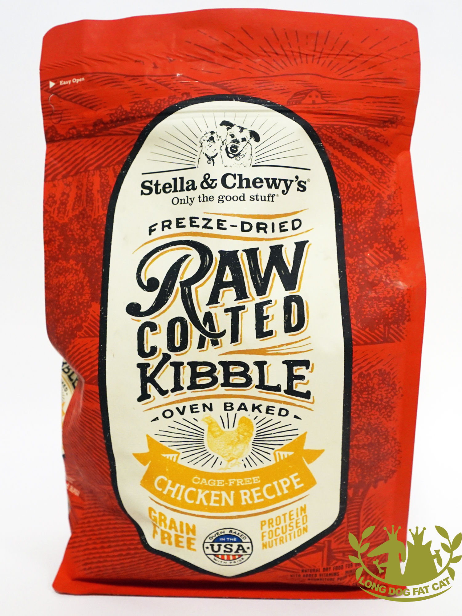 New Stella And Chewys Freeze Dried Raw Coated Dog Food Available