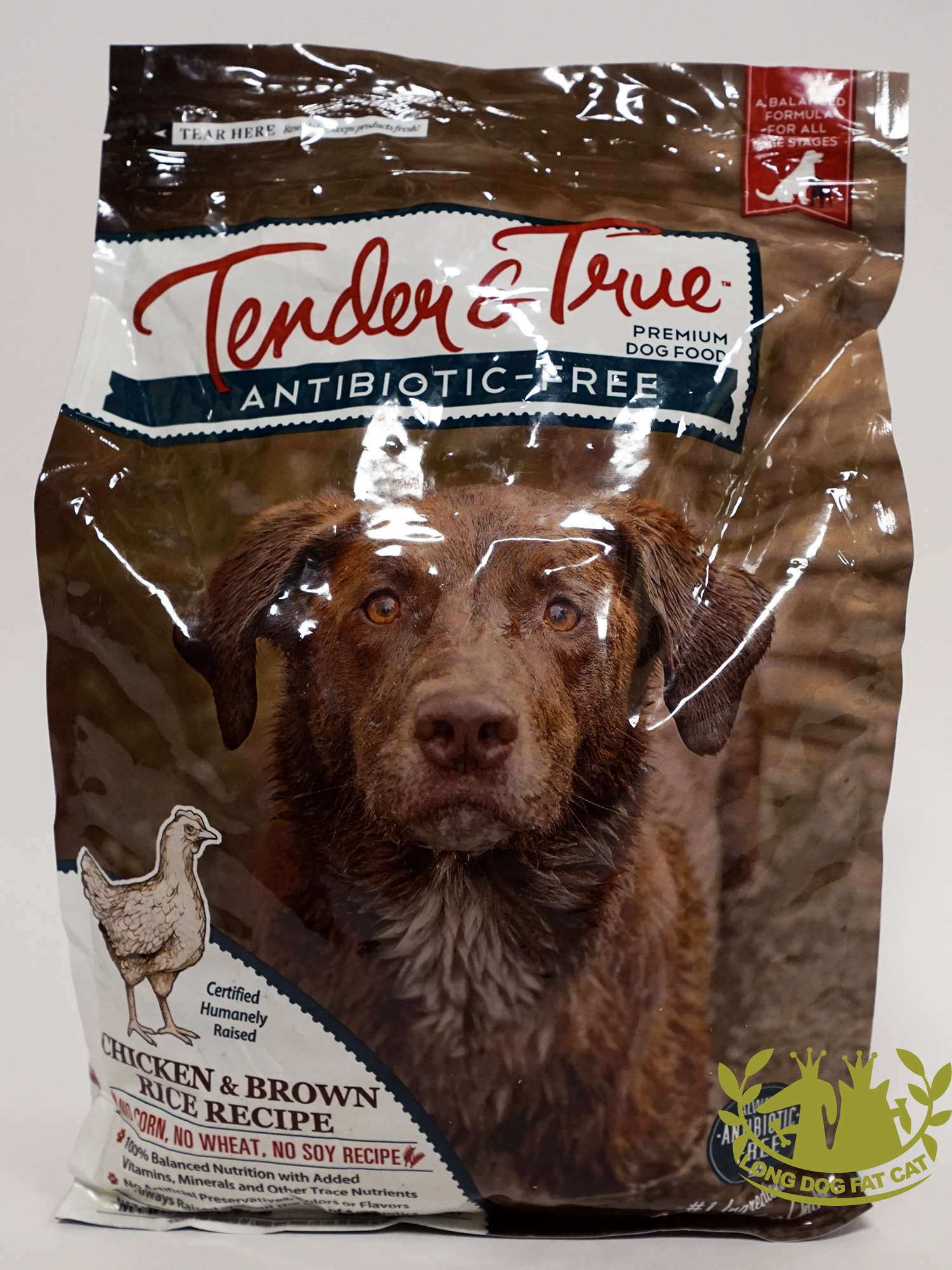 Tender and true organic chicken and brown rice dog food long dog tender and true organic chicken and brown rice dog food forumfinder Choice Image