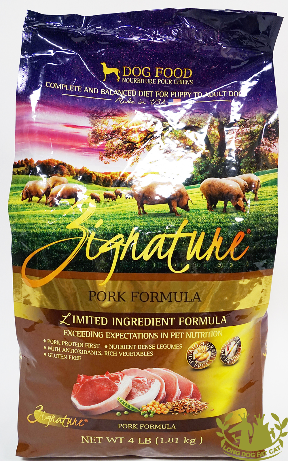 Zignature Canned Dog Food Reviews