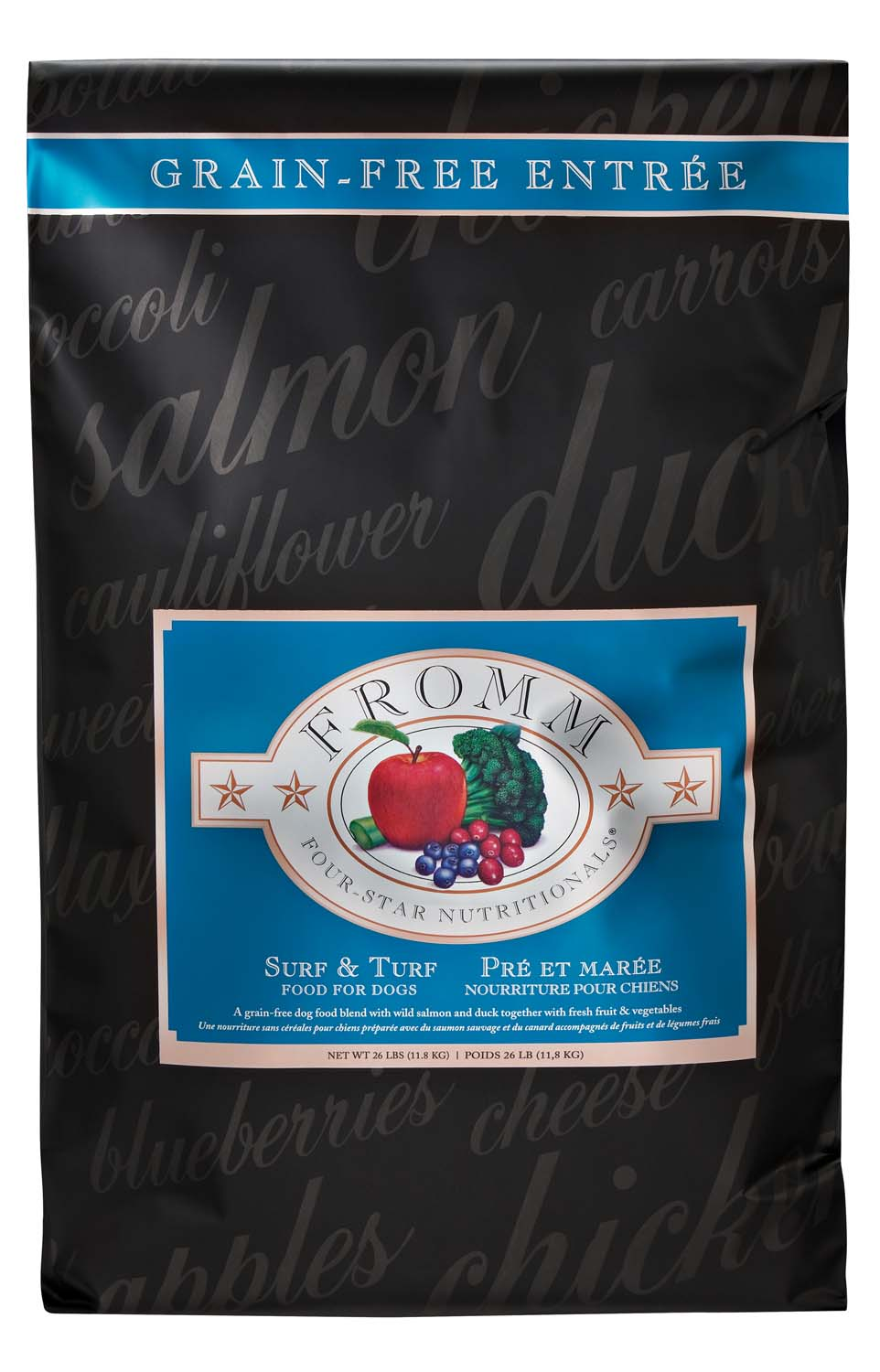 Fromm Four Star Grain Free Surf And Turf Dog Food