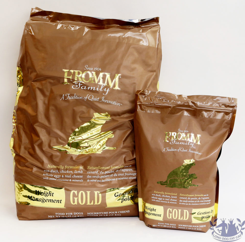 Fromm Gold Weight Management Dog Food Reviews