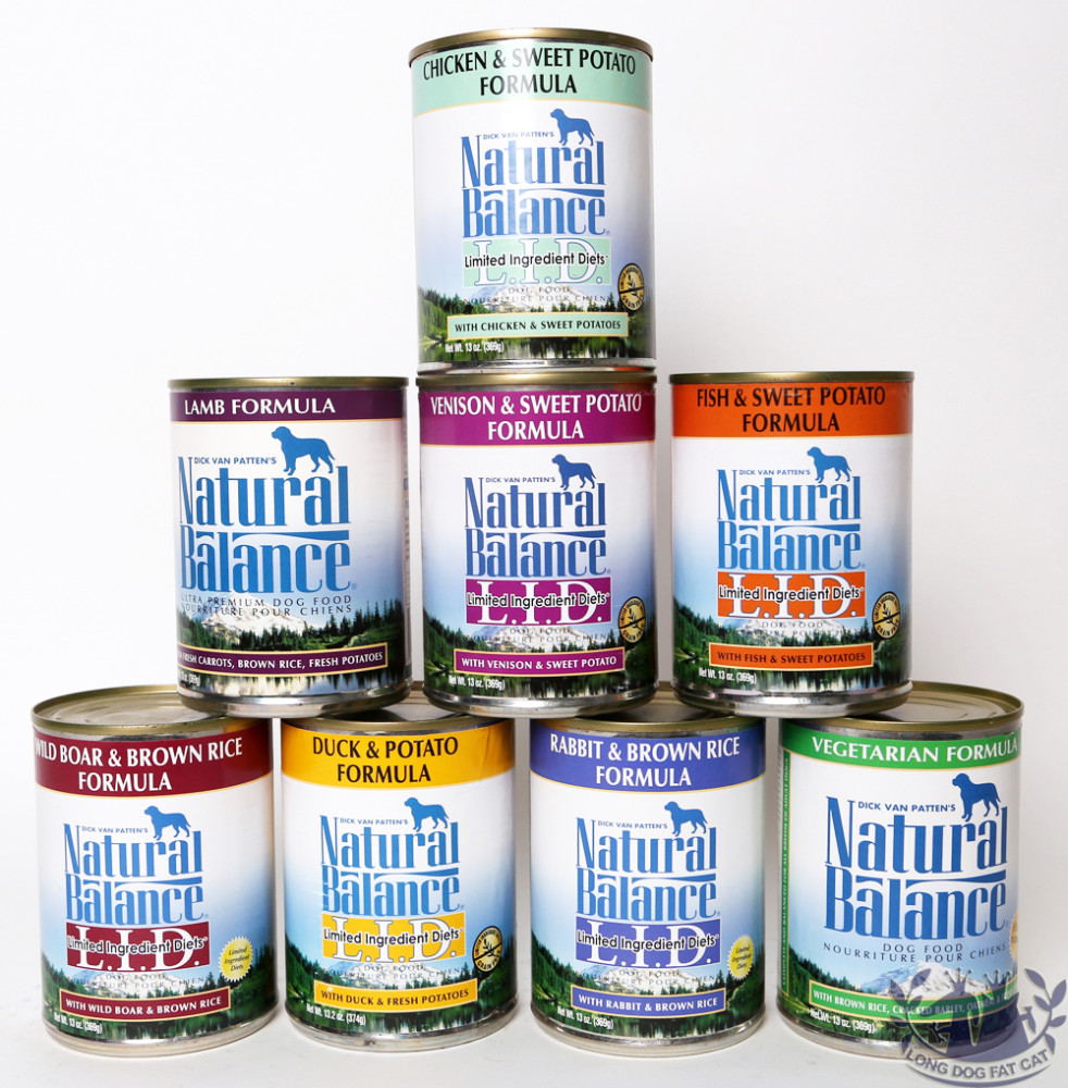 Natural Canned Cat Food
