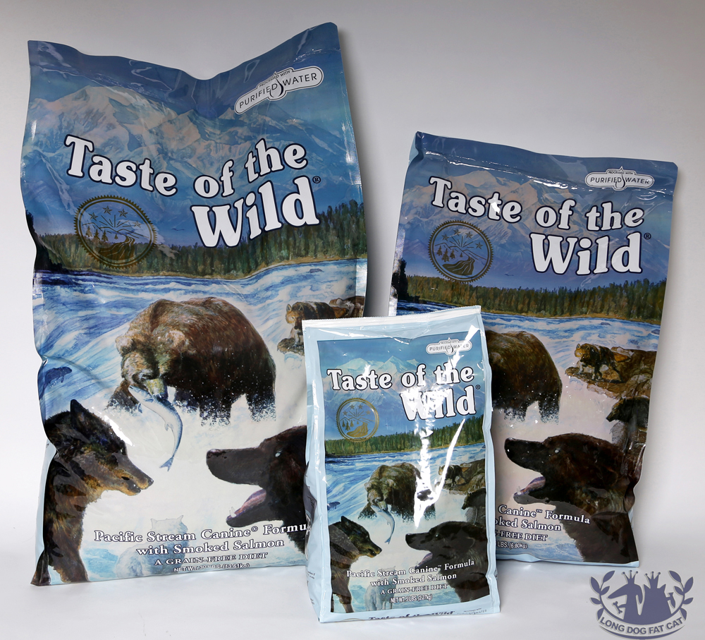 Taste Of The Wild Pacific Stream Dog Food Reviews